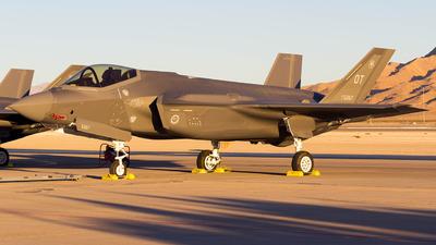 17-5267 - Lockheed Martin F-35A Lightning II - United States - US Air Force (USAF)