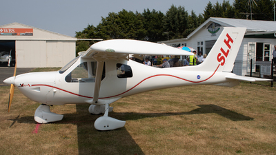 ZK-SLH - Jabiru J160 - Private