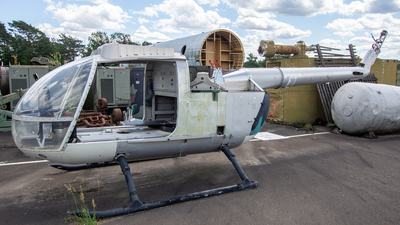 98-37 - MBB Bo105P1 - Germany - Army