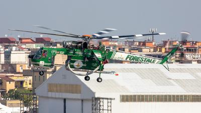 I-CFAI - Sikorsky S-64F Skycrane - Italy - Forestale