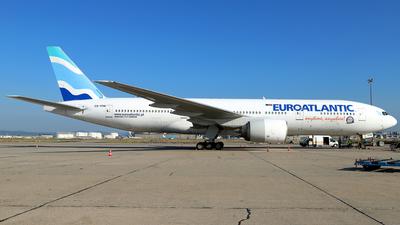 A picture of CSTFM - Boeing 777212(ER) - EuroAtlantic Airways - © Daniel Klein
