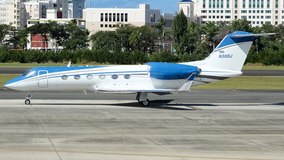 N30DJ - Gulfstream G-IV(SP) - Journey Aviation