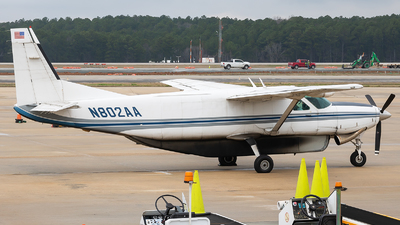 N802AA - Cessna 208B Grand Caravan - Prams Air