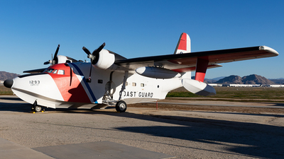 1293 - Grumman HU-16E Albatross - United States - US Coast Guard (USCG)