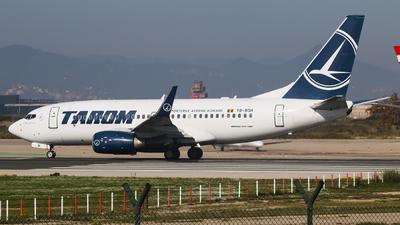 YR-BGH - Boeing 737-78J - Tarom - Romanian Air Transport