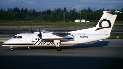N824PH - Bombardier Dash 8-102 - Horizon Air