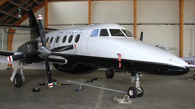 ZK-ECJ - British Aerospace Jetstream 32 - Air National