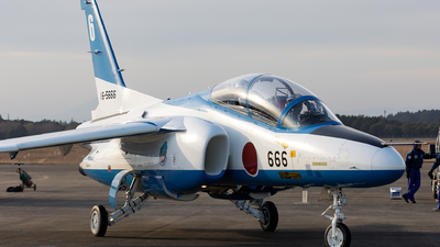 16-5666 - Kawasaki T-4 - Japan - Air Self Defence Force (JASDF)
