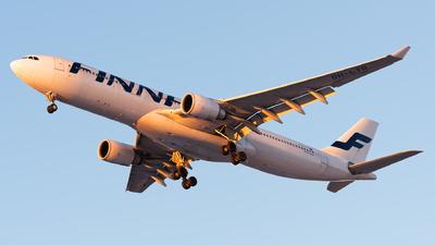 OH-LTO - Airbus A330-302 - Finnair