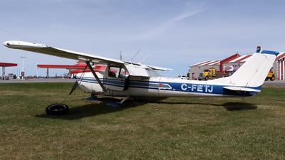 C-FETJ - Cessna 150G - Private