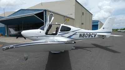 N809CV - Cirrus SR20-G6 - Private