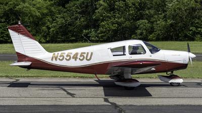 N5545U - Piper PA-28-140 Cherokee B - Private
