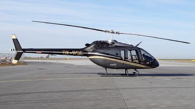 A picture of OKRSE - Bell 505 Jet Ranger X - [65199] - © Václav Kudela