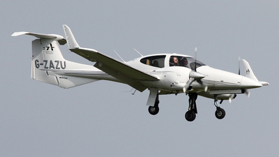 G-ZAZU - Diamond DA-42 Twin Star - ACS Flight Training