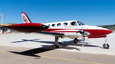 PH-NVK - Cessna 340A - Ohana Aviation