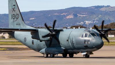 A34-001 - Alenia C-27J Spartan - Australia - Royal Australian Air Force (RAAF)