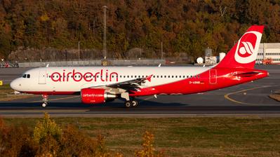 D-ABNB - Airbus A320-214 - Air Berlin