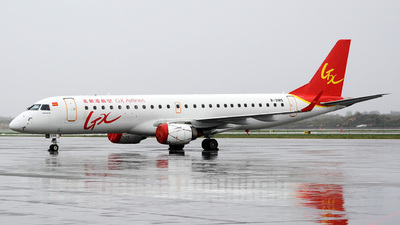 B-3185 - Embraer 190-100LR - GX Airlines
