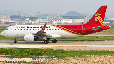 B-30CV - Airbus A320-271N - Shenzhen Airlines