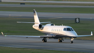 N552CB - Gulfstream G150 - Wilmington Trust