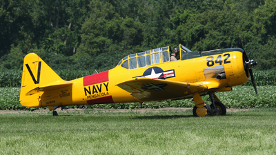 N518WW - North American SNJ-5 Texan - Private