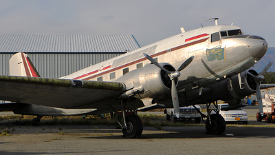 N59314 - Douglas DC-3C - Private