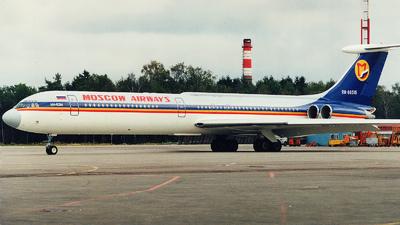RA-86515 - Ilyushin IL-62M - Moscow Airways