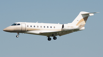 VP-BBI - Gulfstream G280 - SW Business Aviation