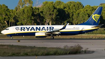 A picture of EIFIV - Boeing 7378AS - [44705] - © Fabrizio Spicuglia
