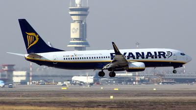 EI-DHP - Boeing 737-8AS - Ryanair