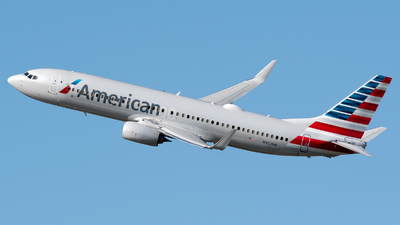 A picture of N952NN - Boeing 737823 - American Airlines - © Ben Suskind
