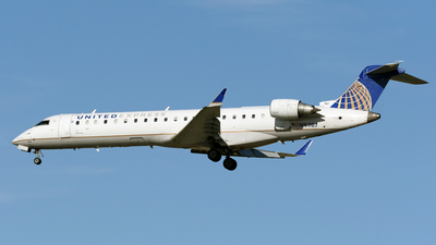 N163GJ - Bombardier CRJ-701 - United Express (GoJet Airlines)