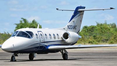 N224MC - Beechcraft 400A Beechjet - Private