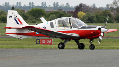 G-CDVV - Scottish Aviation Bulldog 120 - Private