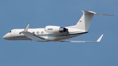 N416EL - Gulfstream G-IV - Private