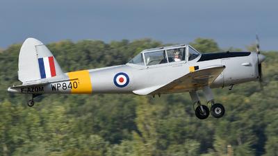 F-AZQM - De Havilland Canada Chipmunk 21 - Private