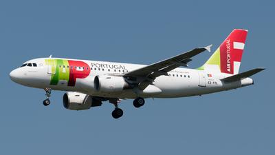CS-TTL - Airbus A319-111 - TAP Air Portugal