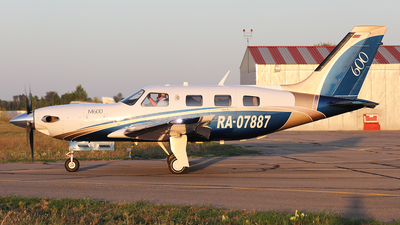 RA-07887 - Piper PA-46-M600 - Private