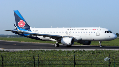 B-8283 - Airbus A320-214 - Qingdao Airlines