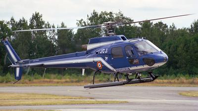 F-MJCJ - Eurocopter AS 350 Ecureuil - France - Gendarmerie