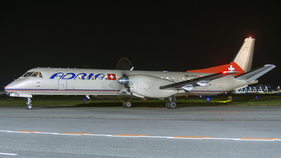 HB-IYD - Saab 2000 - Adria Airways Switzerland