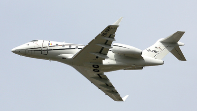 A picture of YRTRC - Bombardier Challenger 300 -  - © Stefan Mayer