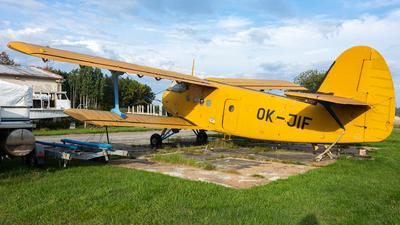 OK-JIF - PZL-Mielec An-2 - Jas Air