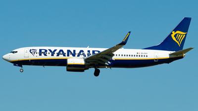 A picture of EIEKX - Boeing 7378AS - Ryanair - © Kyan Rossignol