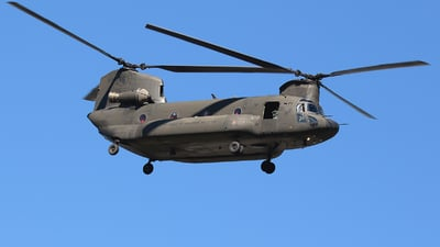 88182 - Boeing CH-47D Chinook - Singapore - Air Force