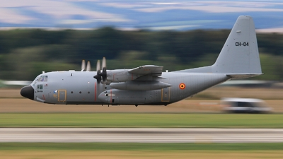 CH-04 - Lockheed C-130H Hercules - Belgium - Air Force