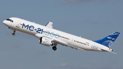73053 - Irkut MC-21-300 - Irkut Corporation