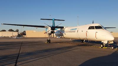 A picture of VHIYK - De Havilland Canada Dash 8400 - National Jet Express - © Brenden