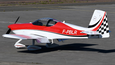 A picture of FPBLR - Amateur Van's RV7A - [73453] - © bruno muthelet