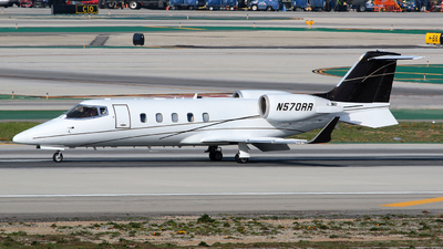 N570RR - Bombardier Learjet 60 - Cirrus Aviation